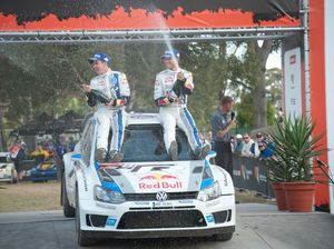WRC Rally back on Coffs Coast in 2014 and probably longer
