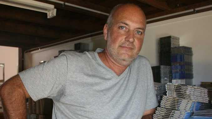 FESTIVITIES: Director of the Mullum Music Festival, Glenn Wright