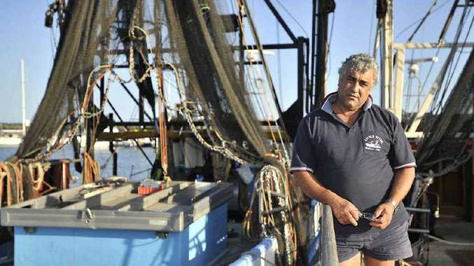 LIVING DANGEROUSLY: lifeinsurancefinder.com.au has listed Ballina man's Mario Puglisi's job – that of a commercial fisherman – as the most dangerous in Australia.