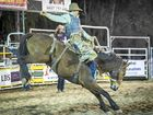 Storm doesn't dampen rodeo action at Calliope
