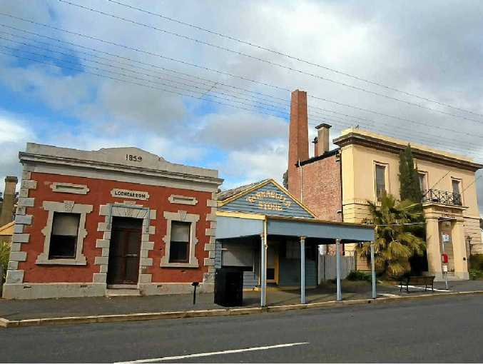 Tarnagulla in the Central Victorian Goldfields is one of the towns that are a part of the writer's identity.