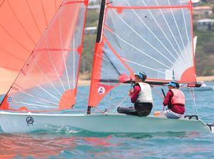 Rocky - QLD Youth Sailing Champs