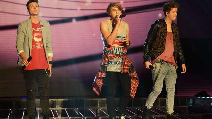 The X Factor group JTR.