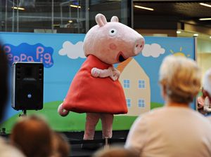 Peppa Pig fans rejoice, she's coming to Bundy!