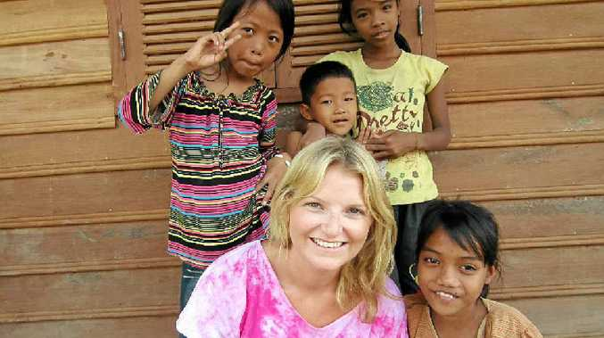 GENEROSITY: Alissa Marshall's legacy lives on in Cambodia.