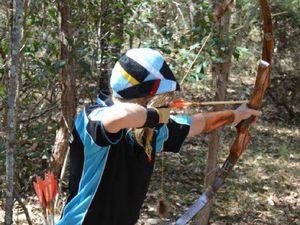 Archers aim at success