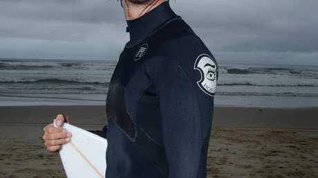 APPLAUDING COUNCIL: Nathan Folkes, owner of MojoSurf.