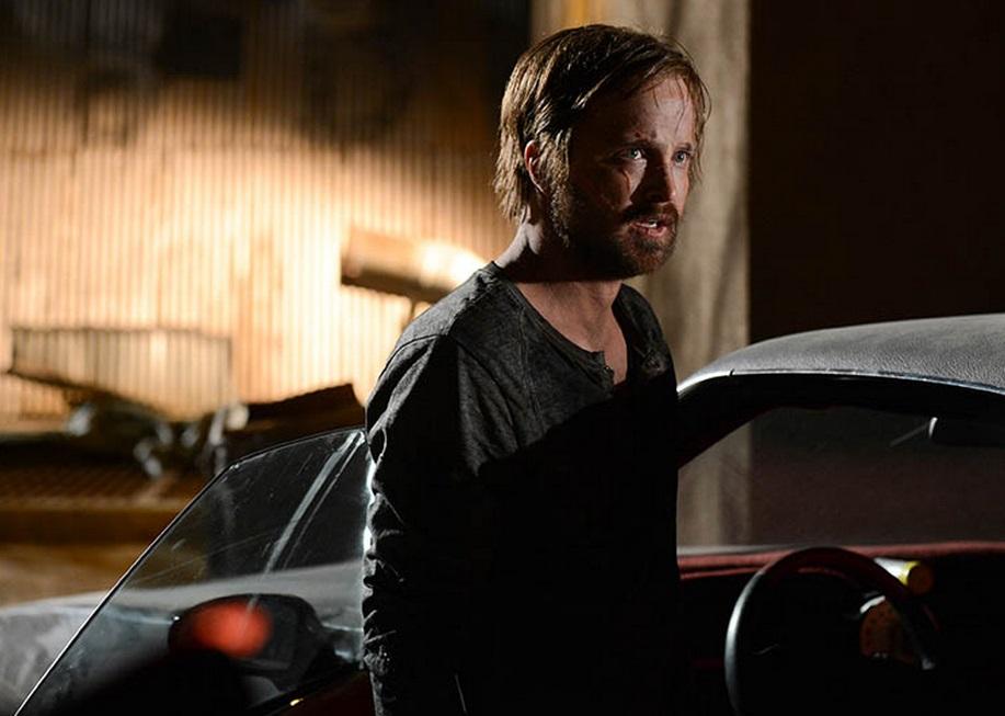 Aaron Paul as Jesse Pinkman in Breaking Bad.