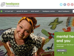 It's a new space for youth mental health service headspace