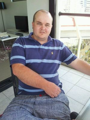 Robin Drury talks about the day in 2008 when he was stabbed 22 times.
