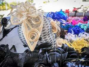 Fascinators frenzy - $750 prize for fashion at Casino Cup