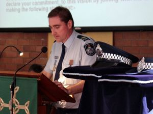 Church service pays tribute to police sacrifice