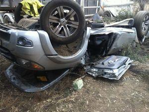 Road, air crash victims make miraculous escapes