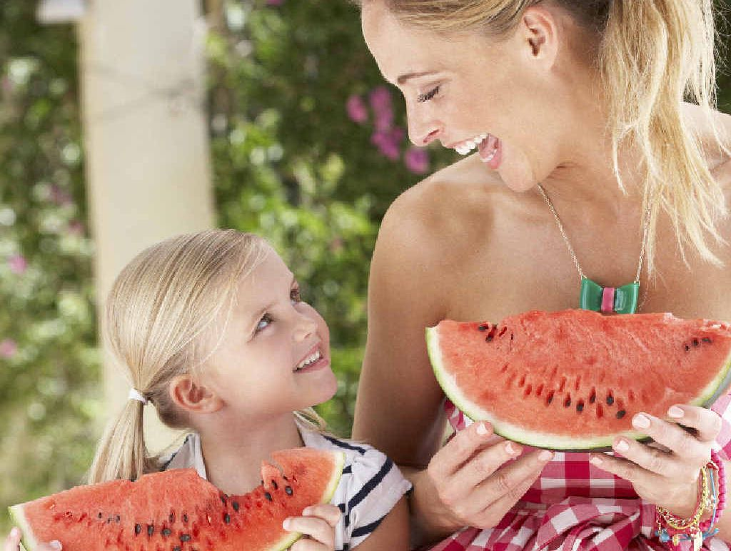 National Nude Food Day helps kids and adults to take responsibility for their health.