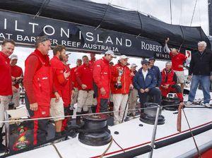 Hamilton Island plans America's Cup tilt