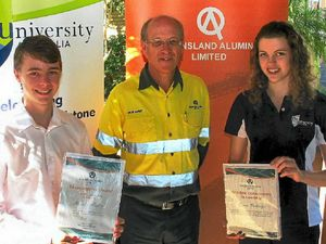 QAL scholarships give CQU students a financial boost