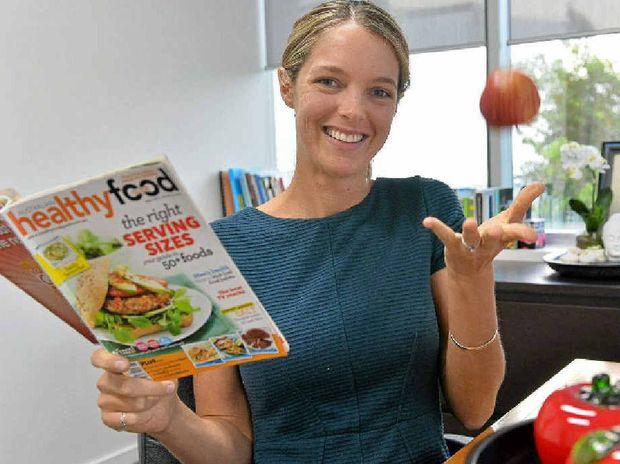 Dietitian Danielle Hartvigsen tosses up her idea on the new diet trend.
