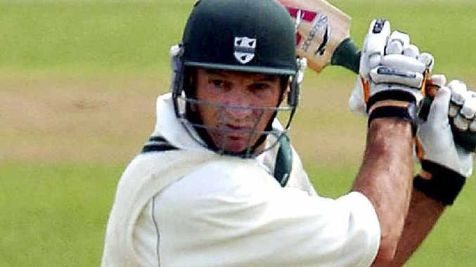 Graeme Hick in his playing days for Worcestershire.