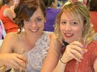 CLASSY DUO: Rani Edwards and Eloise Emerick were at the Lockyer Valley Mayoress Charity Fund High Tea and Fashion Parade.