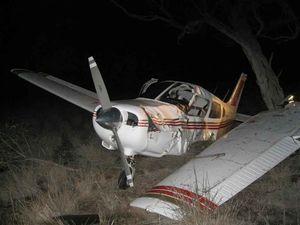 Pilot makes emergency landing after engine fails