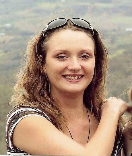 Missing woman Tanya Buckland.