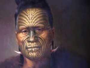 Moana and the Tribe Ancestors 2013
