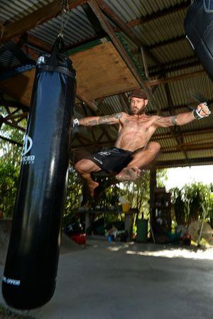 Brett Jacobsen is MMA fighter and former pastor.