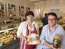 OPEN for less than a week, new gourmet shop Panini Fine Foods is already making a name for itself.