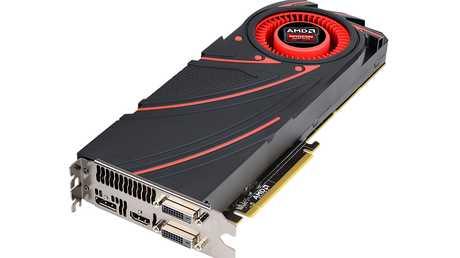 AMD's next generation R9 Radeon graphic card.