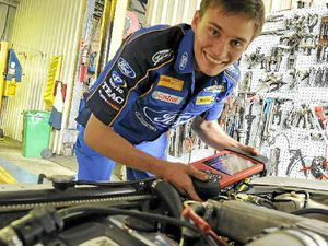 Spring Grove mechanic picked to work in Bathurst pit crew