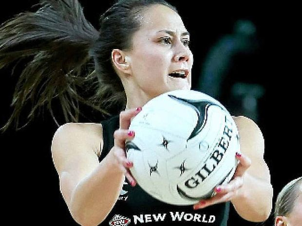 Courtney Tairi will be hoping to shine for the Silver Ferns in their next match against the Diamonds.