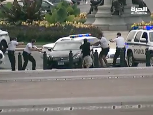Shooting near US Capitol
