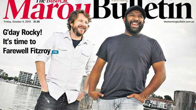 Busby Marou are taking over Rocky today to celebrate the release of Farewell Fitzroy.