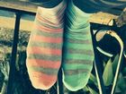 Shop owner hit by sock thief says theft is a daily issue