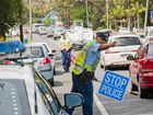 Police impound eight cars, issue 200 infringement notices