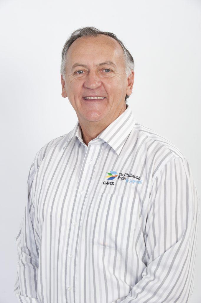 GAPDL chief executive Glenn Churchill