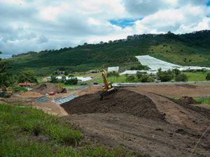 Landowner in land buy-out push