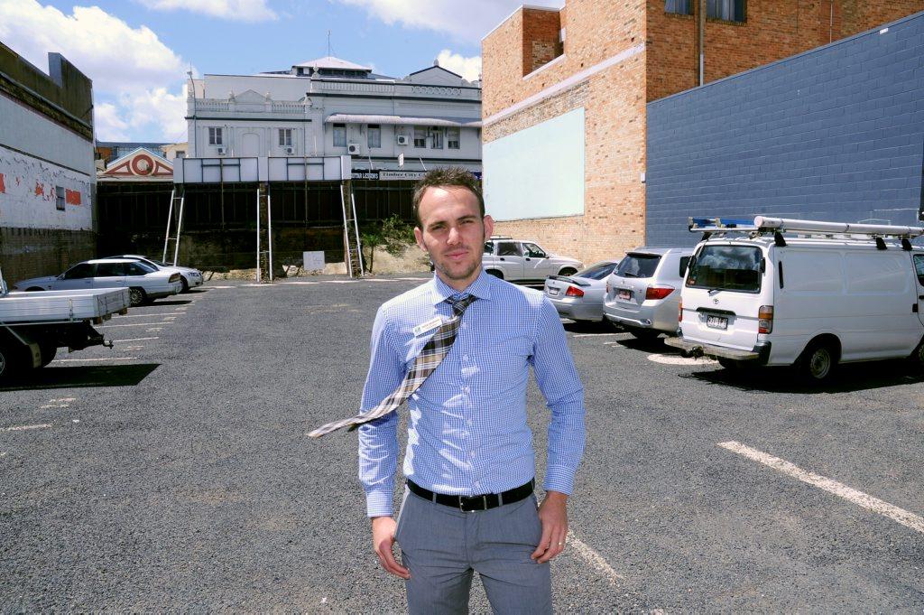 Councillor Daniel Sanderson
