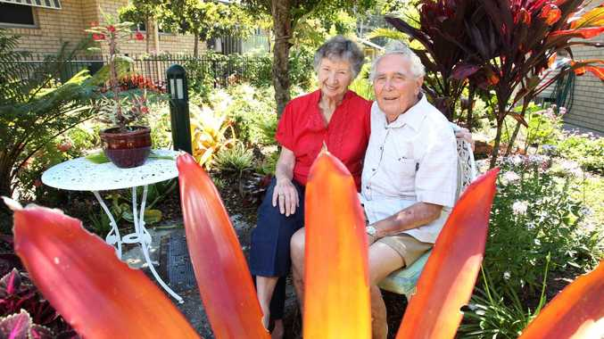 Gerry and Valerie Zwarts are celebrating their 60th wedding anniversary on October 3.