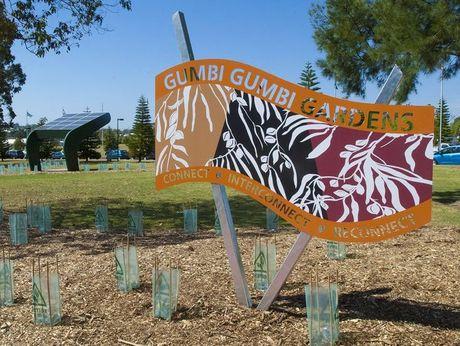 USQ's Gumbi Gumbi Gardens.