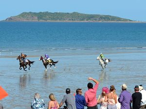 Mackay Beach Horse Racing Festival kicks off