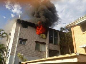 "Kirra apartment fire ""non-suspicious"""