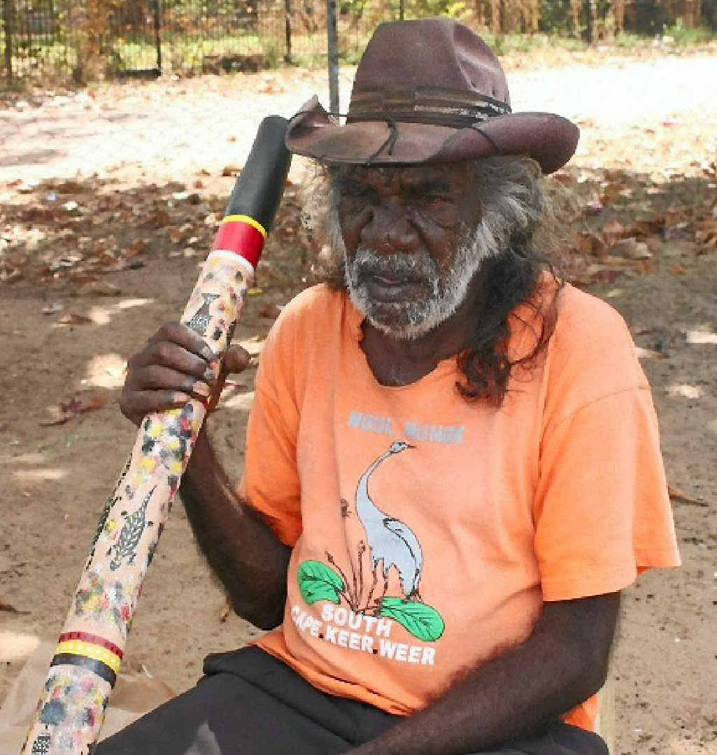Russka enjoys his quiet life and is a talent on the didgeridoo.