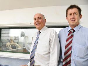 Rhoades bemoans freeze on Financial Assistance Grant scheme