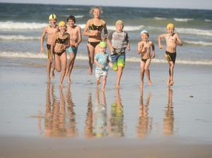 Future lifesavers hit sand for another summer