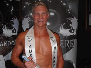 Yeppoon's Terry Delalande is Australia's Manhunt champion
