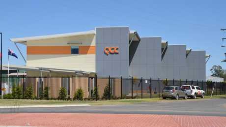 The new QGC office in Chinchilla.