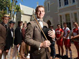 Ipswich Grammar School marks 150th anniversary
