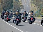 Police intercept bikies at Warwick