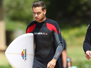 Liam Payne calls for pants thief to be arrested